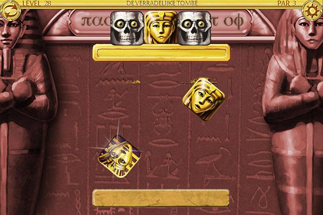 Spel Screenshot 2 Mummy's Treasure