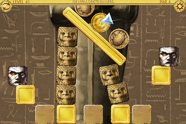 Spel Screenshot 3 Mummy's Treasure