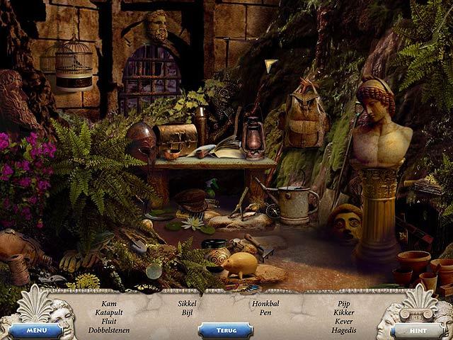 Spel Screenshot 1 Murder Island: Secret of Tantalus