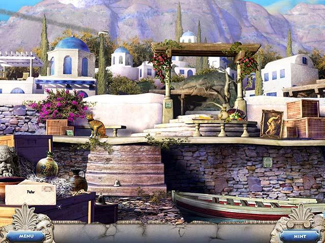 Spel Screenshot 2 Murder Island: Secret of Tantalus