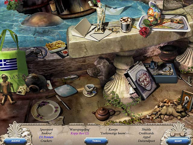 Spel Screenshot 3 Murder Island: Secret of Tantalus