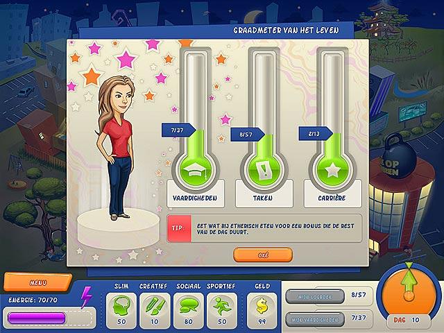 Spel Screenshot 2 My Life Story: Avonturen