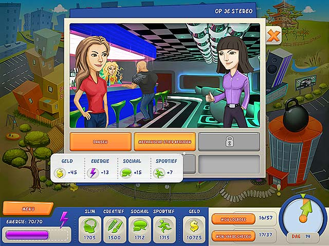 Spel Screenshot 3 My Life Story: Avonturen