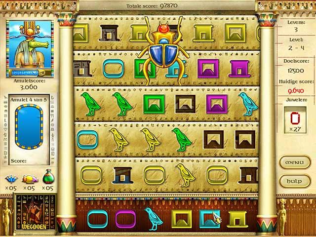 Spel Screenshot 1 Mysteries of Horus
