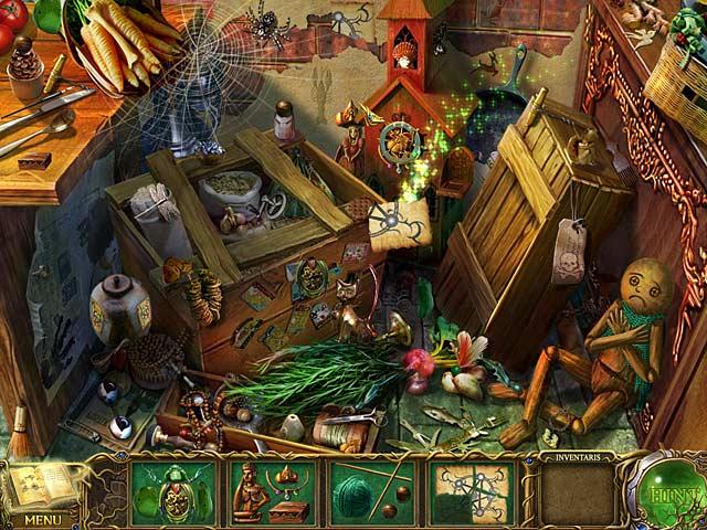 Spel Screenshot 3 Mystery Age: De Duistere Priesters