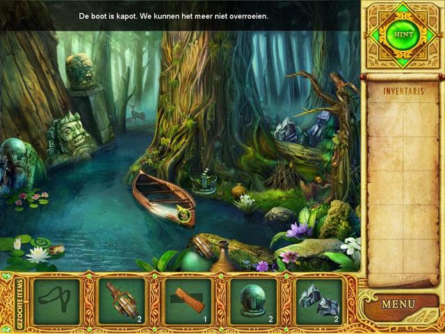 Spel Screenshot 1 Mystery Age: De Magische Staf