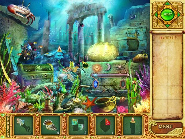 Spel Screenshot 2 Mystery Age: De Magische Staf