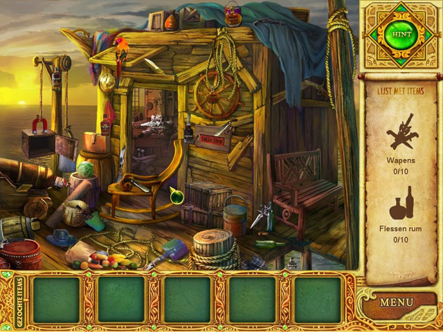 Spel Screenshot 3 Mystery Age: De Magische Staf