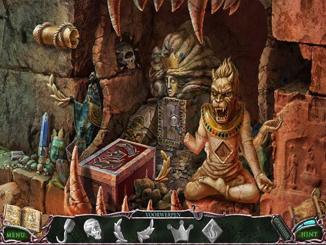 Spel Screenshot 1 Mystery of the Ancients: De Vloek van het Zwarte Water Luxe Editie