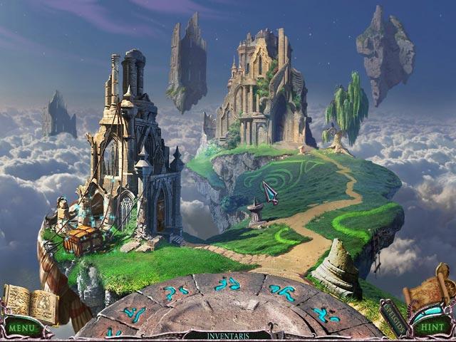 Spel Screenshot 2 Mystery of the Ancients: De Vloek van het Zwarte Water Luxe Editie