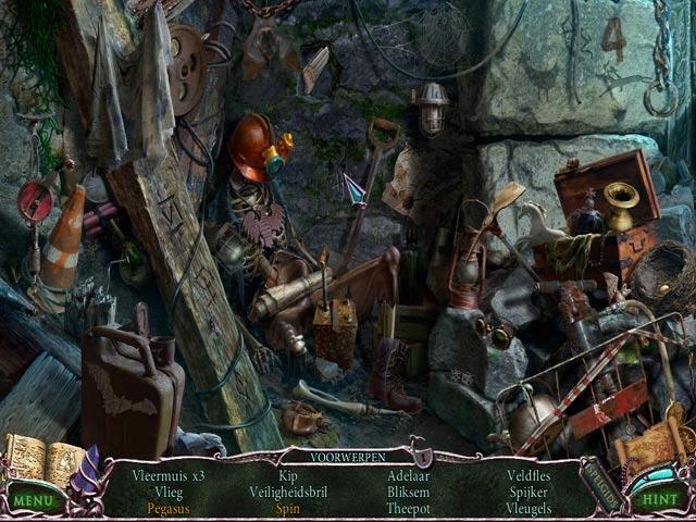 Spel Screenshot 3 Mystery of the Ancients: De Vloek van het Zwarte Water Luxe Editie
