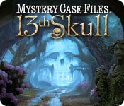 Feature Screenshot Spel Mystery Case Files ®: 13th Skull