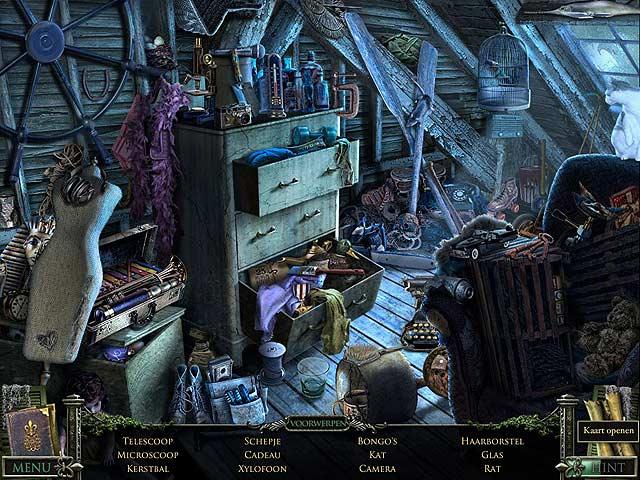 Spel Screenshot 2 Mystery Case Files ®: 13th Skull
