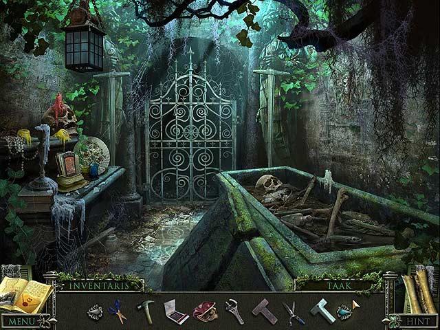 Spel Screenshot 3 Mystery Case Files ®: 13th Skull