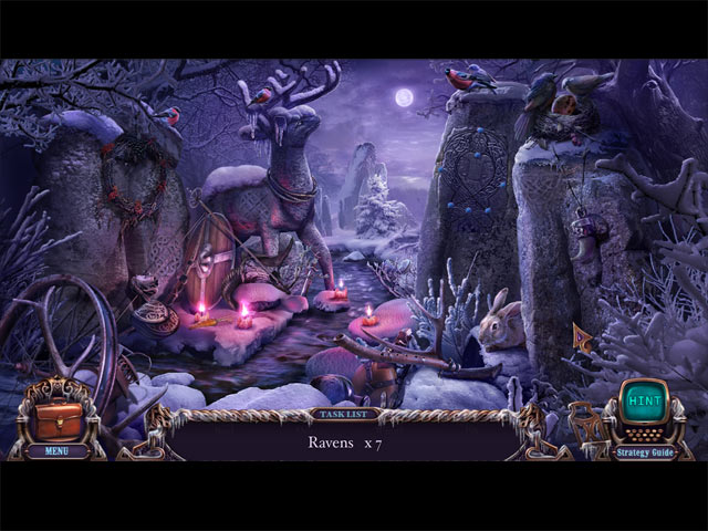 Spel Screenshot 1 Mystery Case Files: Dire Grove, Sacred Grove Collector's Edition