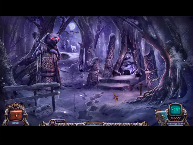 Spel Screenshot 2 Mystery Case Files: Dire Grove, Sacred Grove Collector's Edition