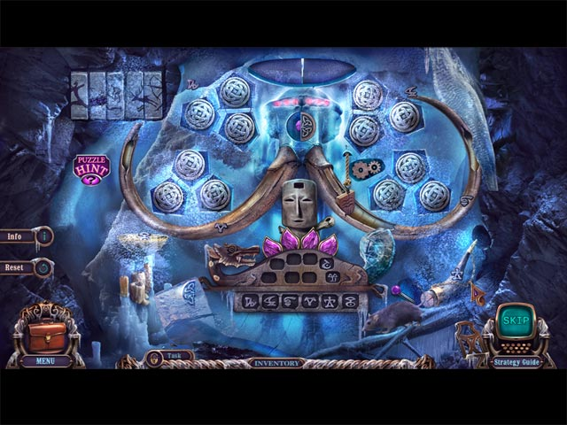 Spel Screenshot 3 Mystery Case Files: Dire Grove, Sacred Grove Collector's Edition