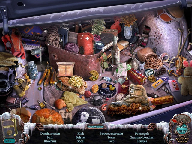 Spel Screenshot 1 Mystery Case Files ®: Dire Grove