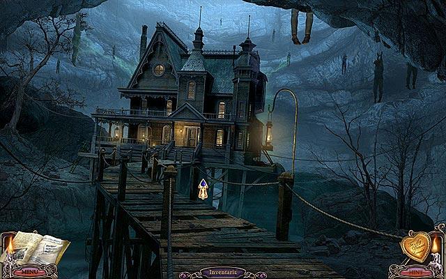 Spel Screenshot 3 Mystery Case Files®: Ontsnapping uit Ravenhearst