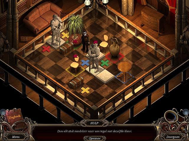 Spel Screenshot 2 Mystery Chronicles: Liefde en Bedrog