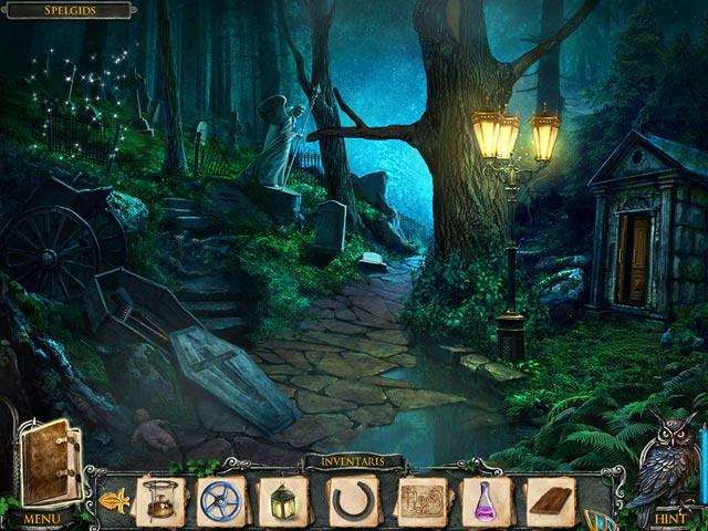 Spel Screenshot 2 Mystery Heritage: De Vervloekte Familie Luxe Editie