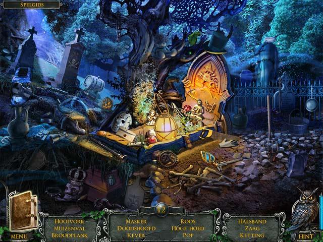 Spel Screenshot 3 Mystery Heritage: De Vervloekte Familie Luxe Editie