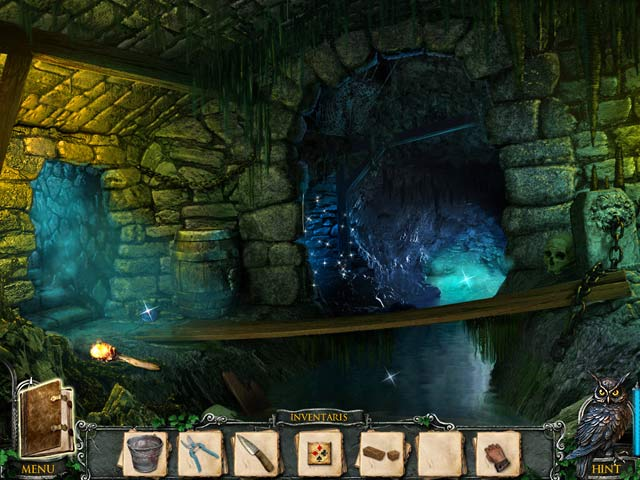 Spel Screenshot 3 Mystery Heritage: De Vervloekte Familie