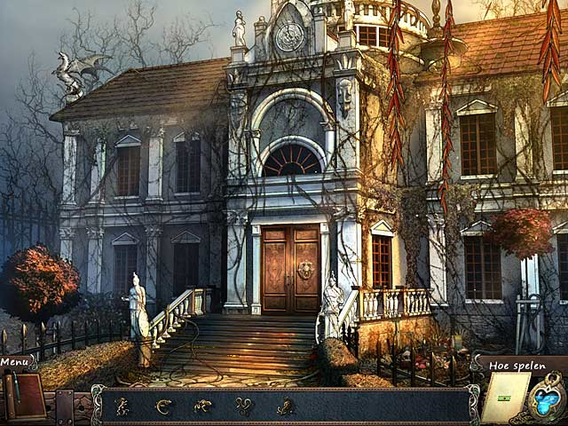 Spel Screenshot 1 Mystery of Mortlake Mansion