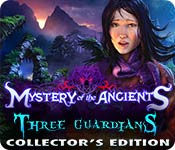 Feature Screenshot Spel Mystery of the Ancients: Three Guardians Collector's Edition
