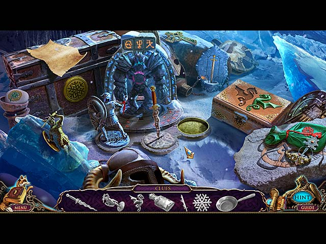 Spel Screenshot 1 Mystery of the Ancients: Three Guardians Collector's Edition