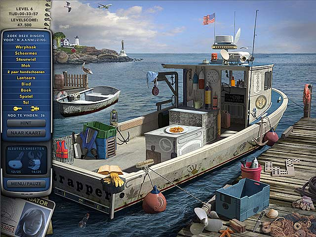 Spel Screenshot 3 Mystery P.I.: The Curious Case of Counterfeit Cove