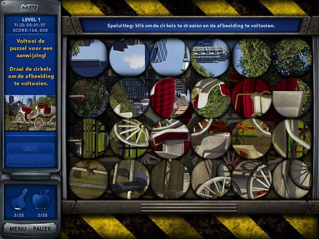 Spel Screenshot 2 Mystery P.I.: The New York Fortune