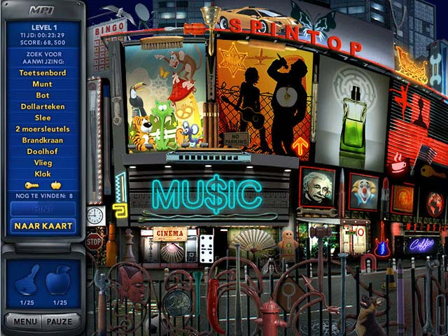 Spel Screenshot 3 Mystery P.I.: The New York Fortune