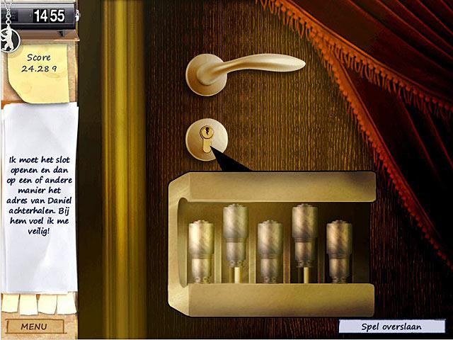Spel Screenshot 2 Mystery Stories: Berlin Nights