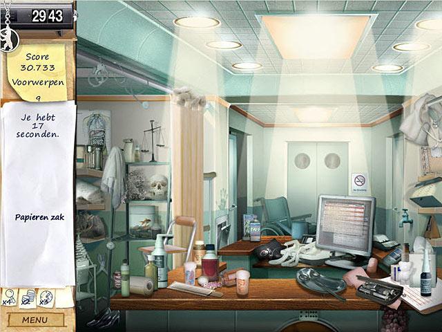 Spel Screenshot 3 Mystery Stories: Berlin Nights