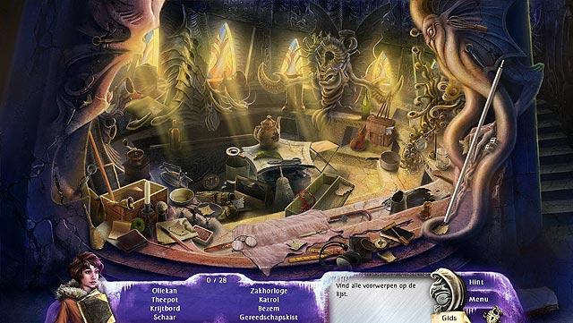 Spel Screenshot 3 Mystery Stories: De Bergen van de Waanzin