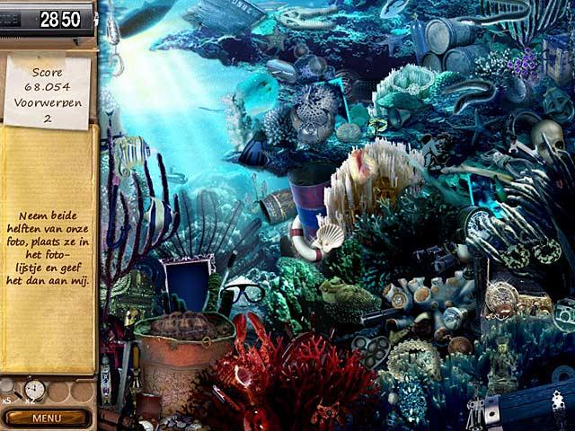Spel Screenshot 1 Mystery Stories: Island of Hope