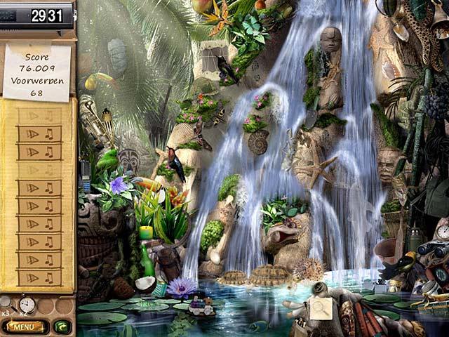 Spel Screenshot 3 Mystery Stories: Island of Hope