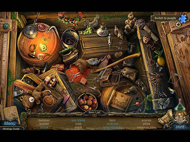 Spel Screenshot 1 Mystery Tales: The Lost Hope Collector's Edition