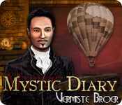 Mystic Diary: Vermiste Broer