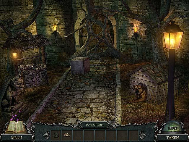 Spel Screenshot 2 Mystic Diary: Ontbrekende Pagina's