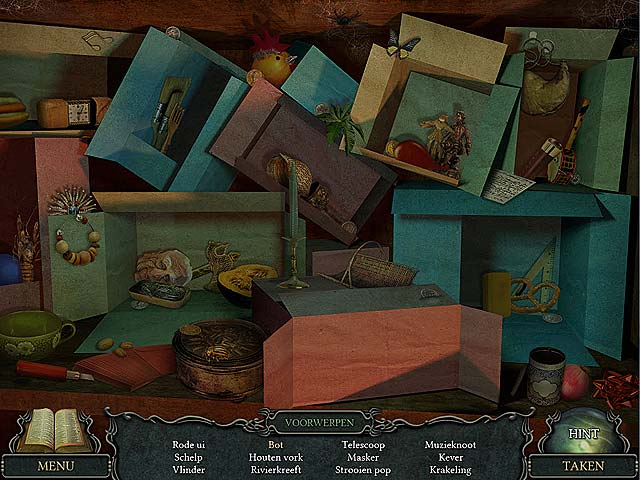Spel Screenshot 3 Mystic Diary: Ontbrekende Pagina's