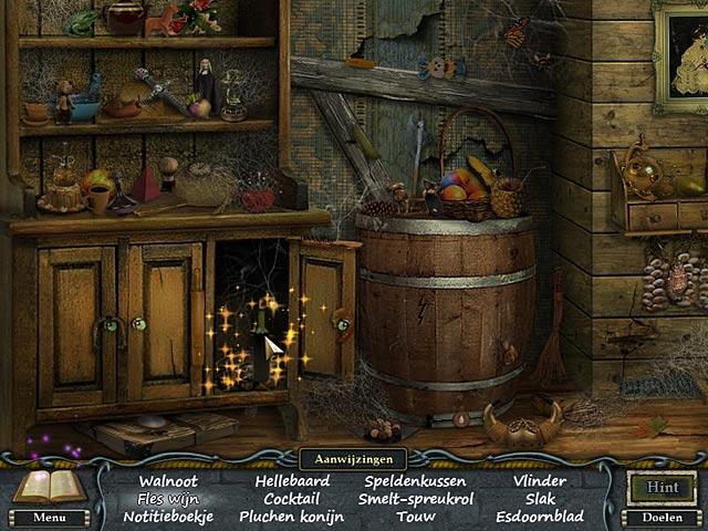 Spel Screenshot 1 Mystic Diary: Spookeiland