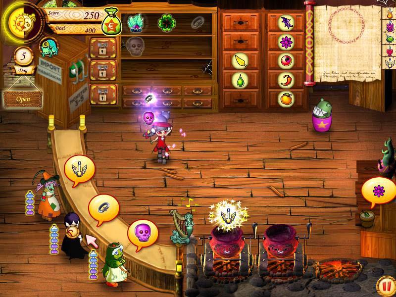 Spel Screenshot 1 Mystic Emporium