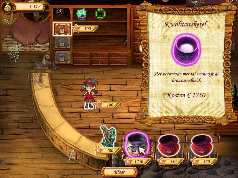 Spel Screenshot 3 Mystic Emporium