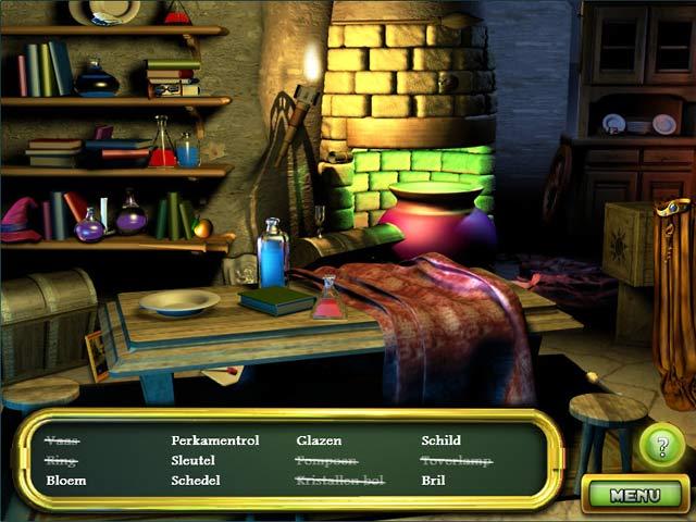 Spel Screenshot 1 Mystika: Tussen Licht en Duisternis