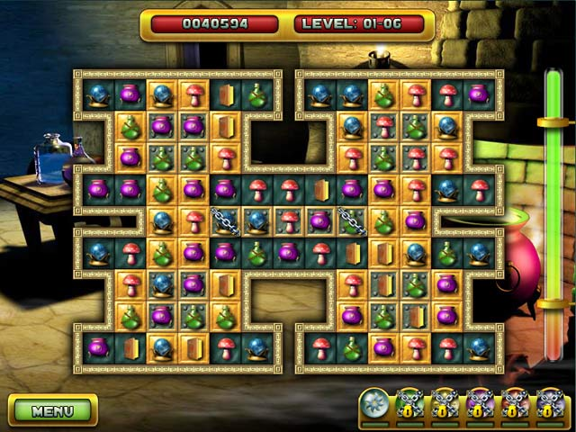 Spel Screenshot 2 Mystika: Tussen Licht en Duisternis