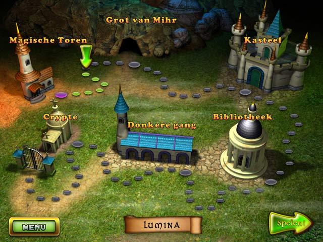 Spel Screenshot 3 Mystika: Tussen Licht en Duisternis