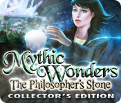 Feature Screenshot Spel Mythic Wonders: The Philosopher's Stone Collector's Edition