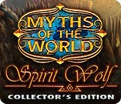 Feature Screenshot Spel Myths of the World: Spirit Wolf Collector's Edition